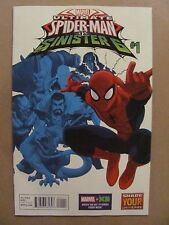 Marvel Ultimate Spider-Man vs The Sinister 6 #1 Marvel 2016 Series 9.6 NM+