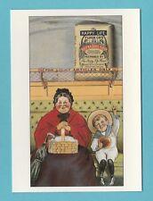 ADVERTISING  -  ROBERT  OPIE  POSTCARD  -  HAPPY  LIFE  FLOUR