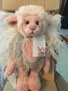 Charlie Bears APHRODITE 2013 Isabelle Mohair Collection FREE US SHIP