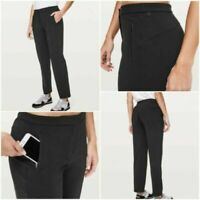 Lululemon On The Move Pant Women's Size 12 High Waist Straight leg Ankle