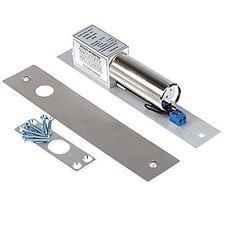 KKmoon Electric Drop Bolt Door Lock DC 12V Magnetic Induction Auto Deadbolt for