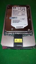 HP 15k, 36.4GB Ultra 320 SCSI Hard Drive + Caddy BF03687B54, 404714-001