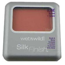 Wet N Wild Silk Finish Pressed Powder Blush Naive 836E (Pack Of 2)