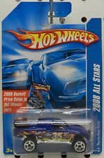 BLUE 4X4 2008 TOYOTA BAJA PICKUP RACE TRUCK 071 71 35 2003 HW HOT WHEELS