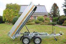 Rückwärtskipper Kipper 2000 kg 256 x 150 x 30 cm