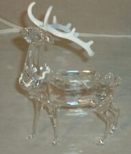 SWAROVSKI, CHRISTMAS STAG, #1133076, RETIRED, NEW, MINT IN BOX