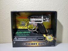Men In Black Alien Attack Noisy Cricket Gun New Universal Studios