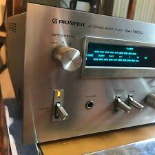 Pioneer Stereo Amplifier  SA-7800