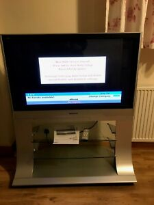 "Panasonic Viera TH-42PX60B 42"" 720p HD Plasma TV + Stand. Faulty"