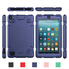 For Amazon Fire 7 2019 9th Gen 7 Inch Kids Safe Shockproof Rubber Case Cover