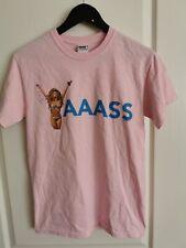 Lady Gaga Artrave ARTPOP Ball Tour Shirt YAAASS pink Official Rare