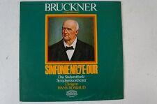 Bruckner Sinfonie 7 Südwestfunk Symphonieorchester Hans Rosbaud (LP10)