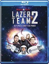 LAZER TEAM 2 New Sealed Blu-ray
