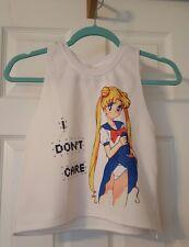 Dolls Kill Sailor Moon shirt size L New WOT