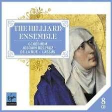 CD de musique classique chorals sur coffret
