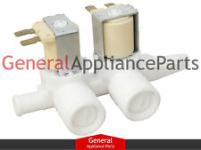 GE General Electric Washer Water Dual Inlet Valve WH13X10024 WH13X86 WH13X0086