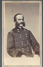 Civil War CDV Brigadier General Gustavus de Russey