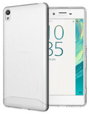 TUDIA Full Matte ARCH TPU Skin Case Cover for Sony Xperia XA
