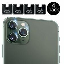 For iPhone New11 Pro Max Camera Lens Protector 4 Pack Ultra Thin High Definition