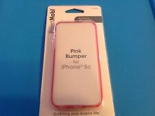 PointMobl PINK Bumper for iPhone 5C Protective Case