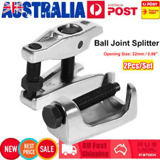 2Pcs/Set Ball Joint Separator Remover Connection Splitter Tool Carbon Steel AU