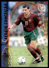 Panini World Cup 2002 Card - Sérgio Conceição Portugal No. 91