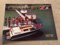 NEW CENTURY BOAT PAIR OF CHROME CORONADO NAMEPLATES~Nameplate~Emblem~Boats