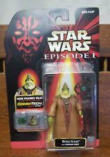BOSS NASS COMMTECH Star Wars Episode 1 Hasbro Action Figure MINT ON CARD MOC