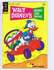 Walt Disney's Comics and Stories # 397 Gold Key 1973