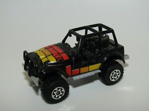 Matchbox Superfast No 5 Jeep 4x4 Macau Base Mint UB