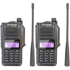 2PCS Baofeng BF-A58 Two Way Radio Walkie Talkie Waterproof VHF 136-174/400-520M
