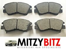 Mitsubishi L200 Strada 86-96 Delica L300 86-97  Front Brake Pads (SINGLE PISTON)
