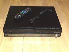 Panasonic dmr-ex98v DVD/VHS/HDD Recorder, 250gb, with remote, 2j. Warranty