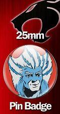 BENGALI COMIC ART 25mm BADGE Thundercats Character Image