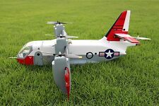 Unique RC Airplane Model XC-142 Aircraft VTOL Remote Control Plane PNP