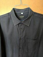 Men's Gene Meyer Button Down Dress Shirt Size 2X