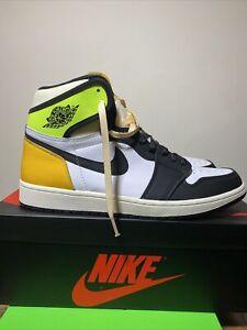 Air Jordan 1 OG High Volt Gold US sz12  555088-118