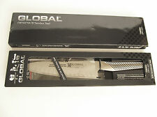 GLOBAL YOOHIKIN G-78 18cm COOKS KNIFE G SERIES FLUTED STAINLESS STEEL  JAPAN NEW