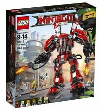 LEGO The Ninjago Movie Fire Mech Set 70615
