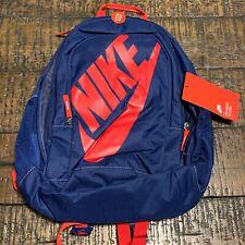 Nike Hayward Futura 2.0 Blue Red Unisex Laptop Backpack BA5217-492