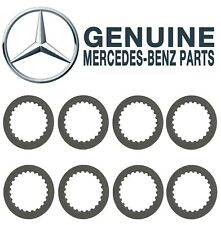 NEW For Mercedes-Benz W202 W210 Set of 8 Transmission Clutch Discs Genuine