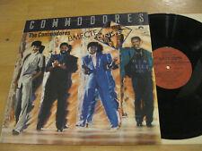 LP The Commodores United Vinyl Polydor Melodiya UDSSR 60 27361 002