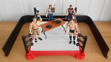 Parapetto in acciaio BARRICATA-Accessori per WWE Wrestling Figure