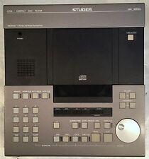 STUDER A730 CD-Player A 730
