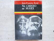 Né Cristo né Marx. Revel Rizzoli 1971