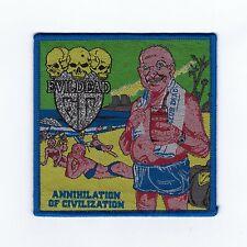 "Evildead ""Annihilation..."" Patch whiplash-dri-exodus-vio-lence-overkill-anthrax"