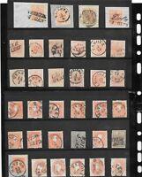 LOTTO Lombardo Veneto collezione francobolli e lettere