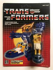 TRANSFORMERS G1 AUTOBOT SEASPRAY MOSC! US SELLER RARE!