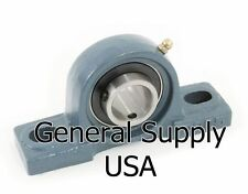 "2pcs 1-7/16"" UCP207-23 Quality Pillow block bearing"