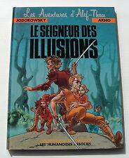 ALEF-THAU . 4 . LE SEIGNEUR DES ILLUSIONS . EO . JODOROWSKY / ARNO